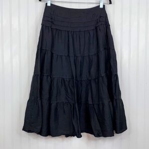 CLUB MONACO: Midi Prairie Skirt